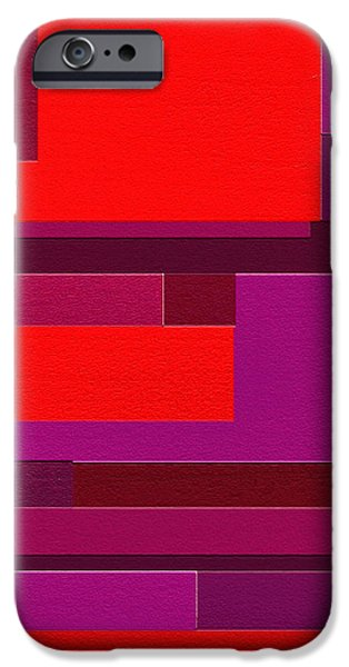Funky iPhone Case by Ely Arsha