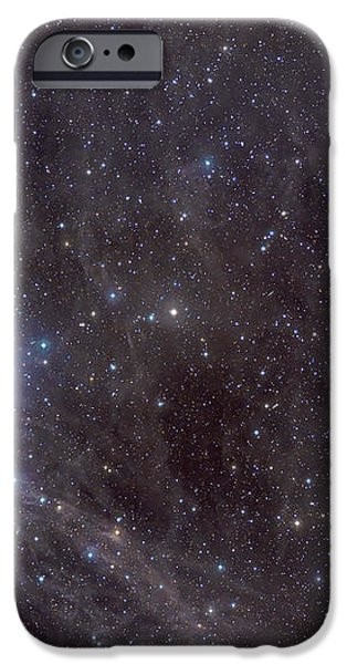 Galaxies M81 And M82 As Seen iPhone Case by John Davis