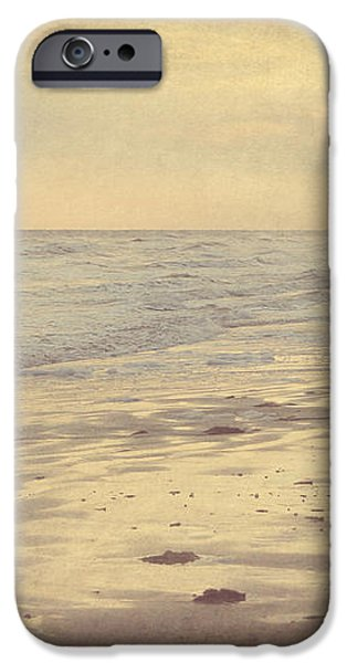 Galveston Island sunset seascape photo iPhone Case by Svetlana Novikova