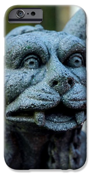 Gargoyle iPhone Case by LeeAnn McLaneGoetz McLaneGoetzStudioLLCcom