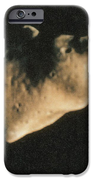 Gaspra, S-type Asteroid, 1991 iPhone Case by Science Source
