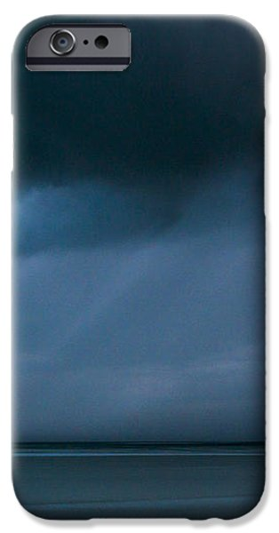 Gathering Storm iPhone Case by John Greim
