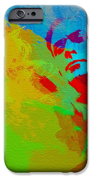 Get Carter iPhone Case by Naxart Studio