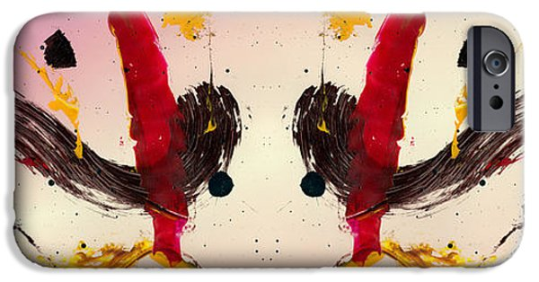 Swiss Mixed Media iPhone Cases - Getting Closer iPhone Case by Manuel Sueess