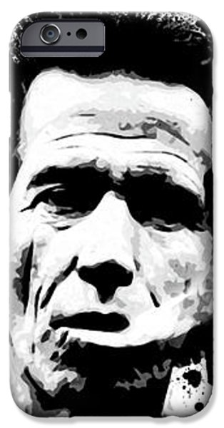 Gimme Shelter iPhone Case by Laurence Adamson