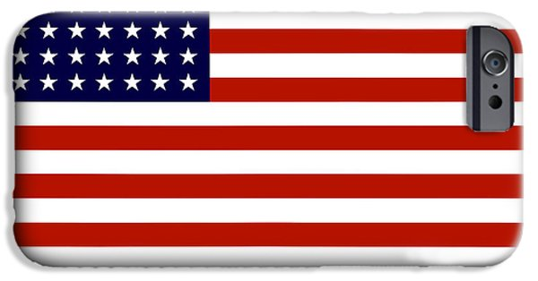 Recently Sold -  - Ww1 iPhone Cases - Give It Your Best American Flag iPhone Case by War Is Hell Store