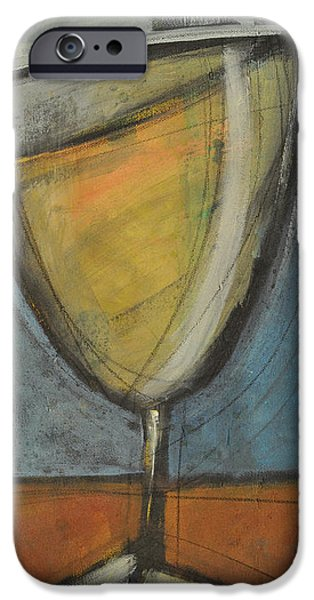 glass of white iPhone Case by Tim Nyberg