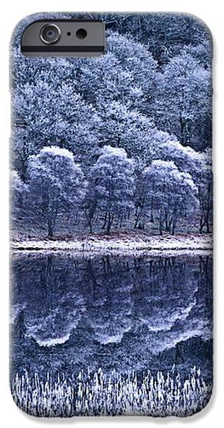 Glendalough National Park, County iPhone Case by Richard Cummins