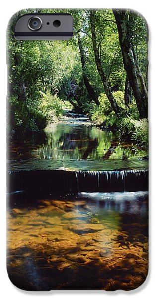 Glenleigh Gardens, Co Tipperary iPhone Case by The Irish Image Collection