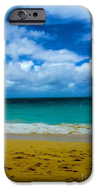 Ocean Images iPhone Cases - Gods Gift iPhone Case by Cheryl Young