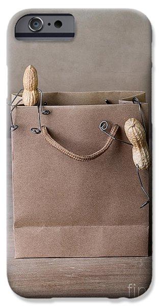 Going Shopping 02 iPhone Case by Nailia Schwarz