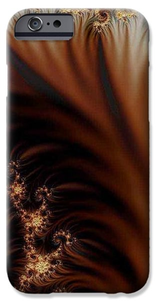Gold In Them Hills iPhone Case by Clayton Bruster