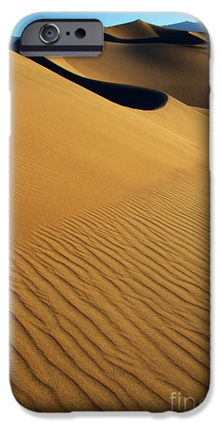 Golden Hour iPhone Case by Bob Christopher