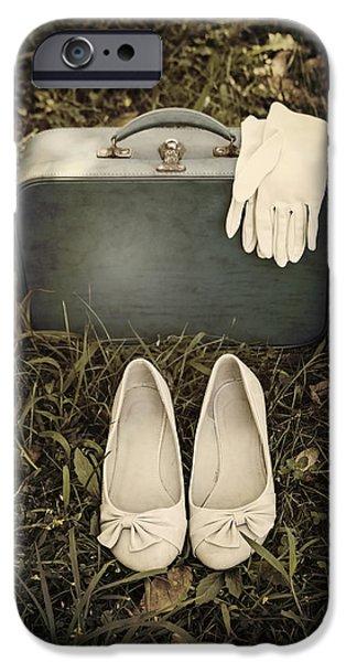 goodbye iPhone Case by Joana Kruse