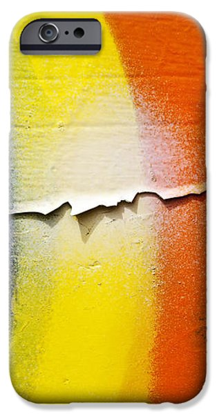 Graffiti Texture IV iPhone Case by Ray Laskowitz - Printscapes