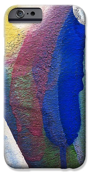 Graffiti Texture V iPhone Case by Ray Laskowitz - Printscapes