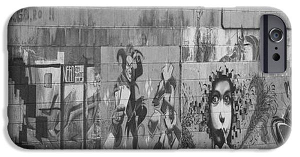Dirty iPhone Cases - Grafitti iPhone Case by Gabriela Insuratelu