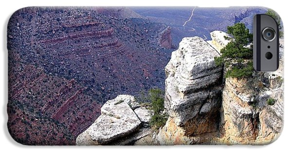Grand Canyon iPhone Cases - Grand Canyon 39 iPhone Case by Will Borden