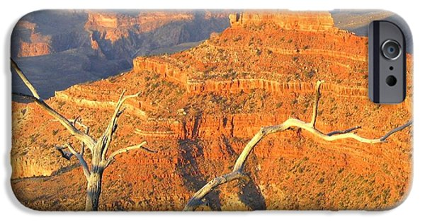 Grand Canyon iPhone Cases - Grand Canyon 40 iPhone Case by Will Borden