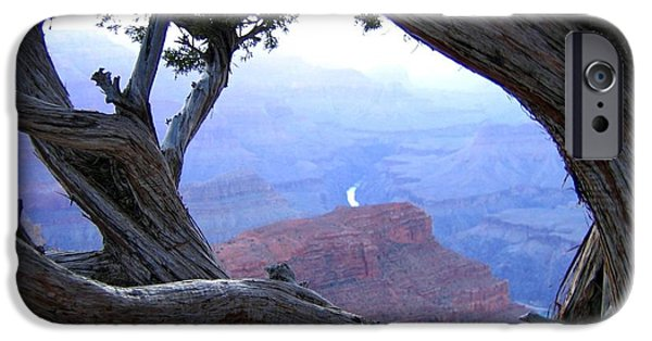 Grand Canyon iPhone Cases - Grand Canyon 45 iPhone Case by Will Borden