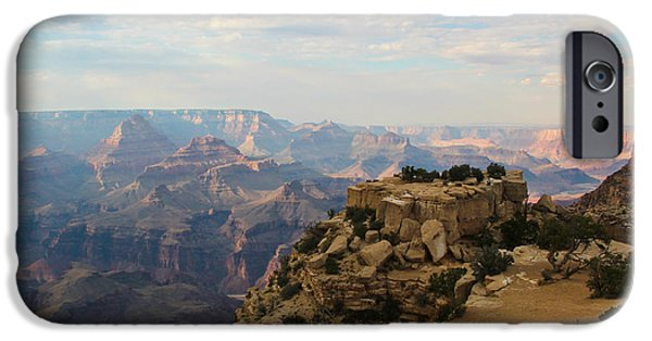 Grand Canyon iPhone Cases - Grand Scene iPhone Case by Heidi Smith