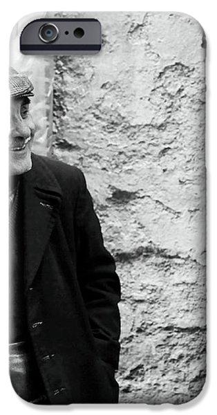 Grandpa iPhone Case by John Rizzuto
