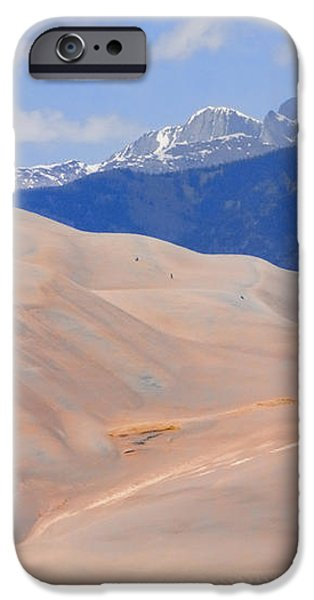 Great Colorado Sand Dunes iPhone Case by James BO  Insogna