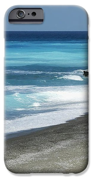 Greece, Lefkas iPhone Case by Axiom Photographic