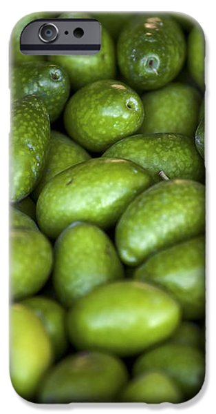 green olives iPhone Case by Joana Kruse
