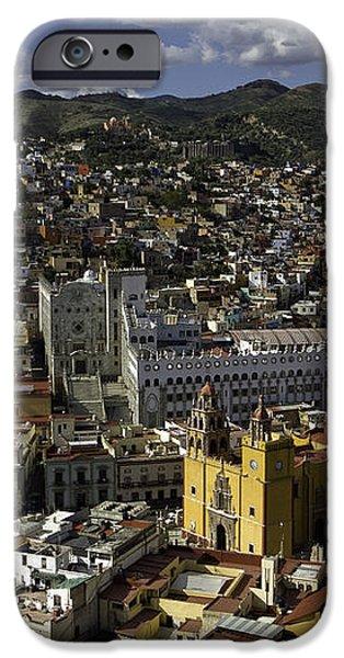 Guanajuato Vista iPhone Case by Lynn Palmer