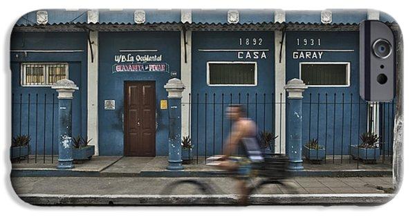 Historic Site iPhone Cases - Guayabita del Pinar. Cuba iPhone Case by Juan Carlos Ferro Duque