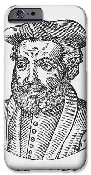 Guillaume Philandrier, French Humanist iPhone Case by Middle Temple Library