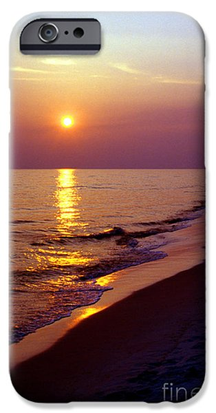 Gulf of Mexico Sunset iPhone Case by Thomas R Fletcher