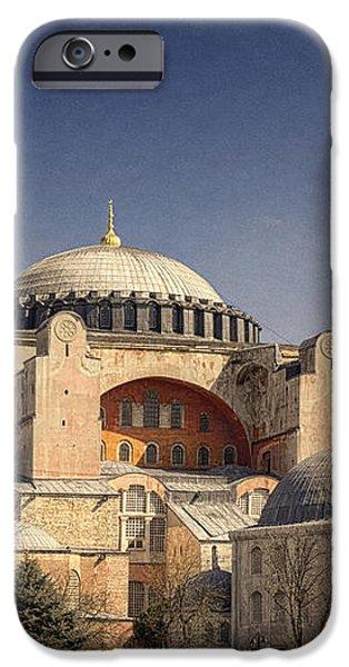 Hagia Sophia iPhone Case by Joan Carroll