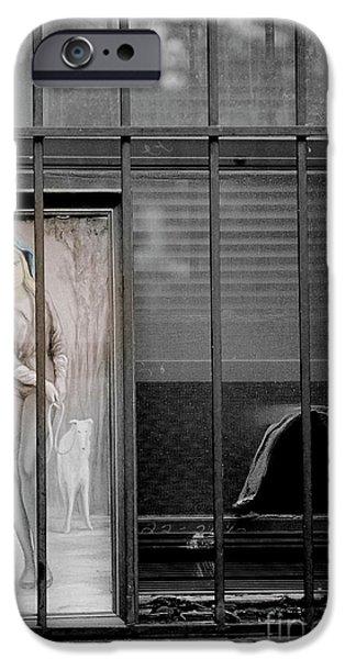 Mj Photographs iPhone Cases - Halfway There iPhone Case by Joe Jake Pratt