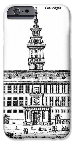 HANSEATIC LEAGUE, 1563 iPhone Case by Granger