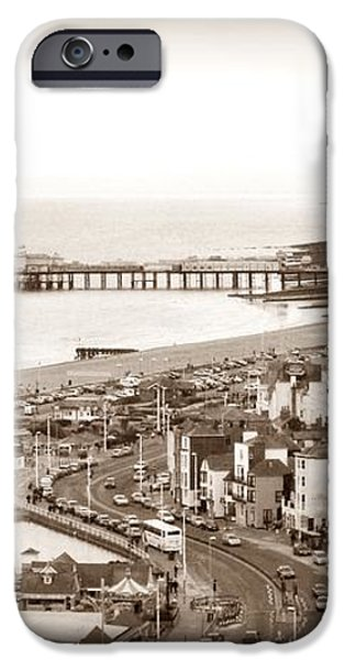 Hastings iPhone Case by Sharon Lisa Clarke