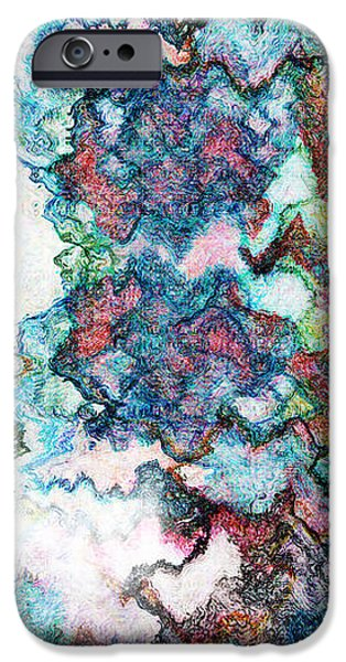 Hazed Dreams iPhone Case by Christopher Gaston