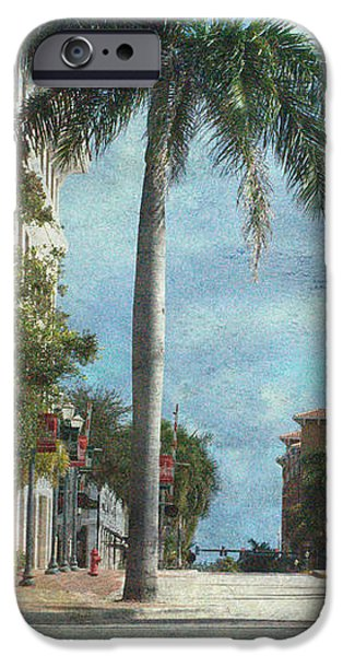 Headed To Hutchinson iPhone Case by Trish Tritz