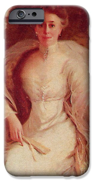 Taft iPhone Cases - Helen Taft iPhone Case by Photo Researchers
