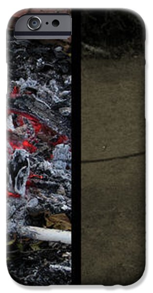 Hell iPhone Case by James W Johnson