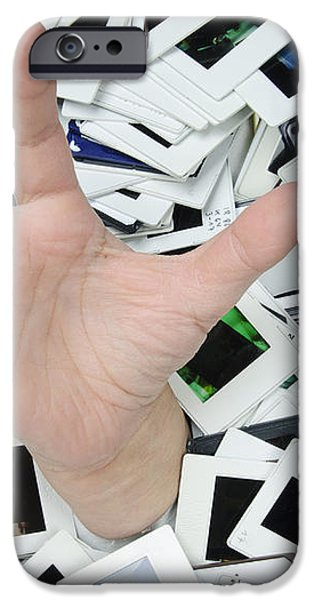 Help - too many slides iPhone Case by Matthias Hauser