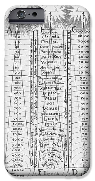 Hierarchy Of The Universe, 1617 iPhone Case by Science Source