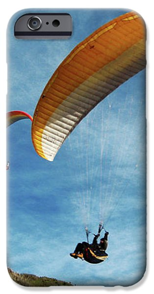 High Flyers iPhone Case by Lorraine Devon Wilke