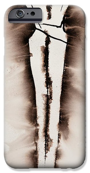 His Embrace iPhone Case by Ilisa  Millermoon
