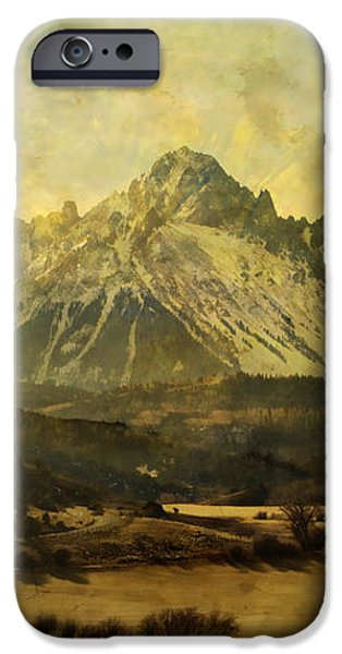 Home Series - The Grandeur iPhone Case by Brett Pfister