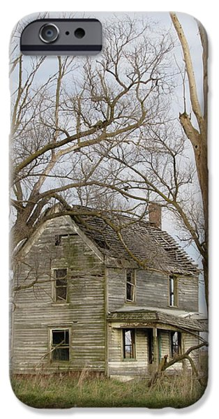 Best Sellers -  - Painter Photo Photographs iPhone Cases - Home Sweet Home iPhone Case by Jimi Bush