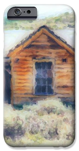 Homestead 3 iPhone Case by Cheryl Young