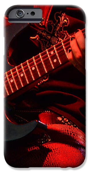 Hot Licks iPhone Case by Bob Christopher