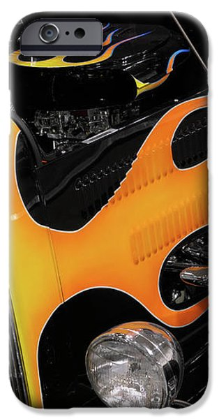 Hot Rod iPhone Case by Oleksiy Maksymenko